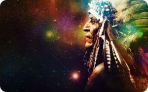 Индеец Пасть Буйвола