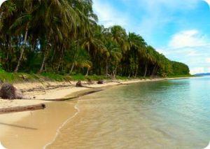 Бокас дель Торо пляж