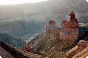 природа Казастана