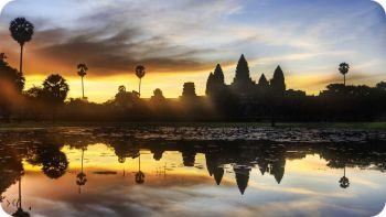 Королевский отдых в Камбодже