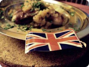 Еда в Великобритании