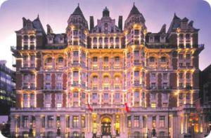 Отели в Лондоне