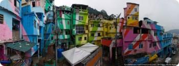 Трущобы Рио-де-Жанейро