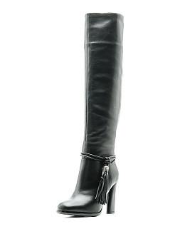 Женские ботфорты — обувь для смелых дам