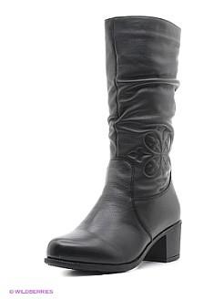 Женские сапоги на каблуке от разных брендов: Baden, Basconi, BELWEST