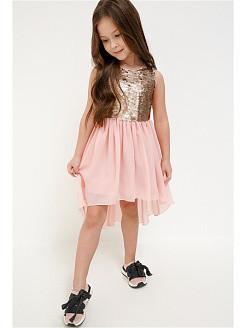 Розовая и белая одежда для девочек