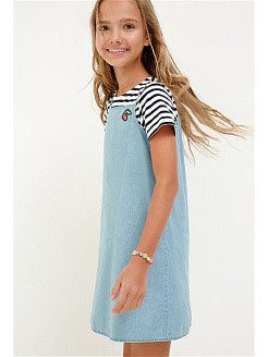 Повседневные и недорогие платья для девочек