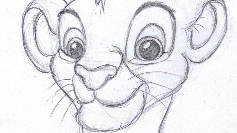Варианты легких рисунков карандашом для начинающих