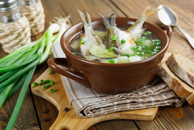 Рецепты рыбных супов — из консервированной и красной рыбы