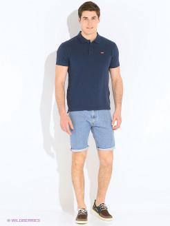 Мужские футболки поло из хлопка и вискозы